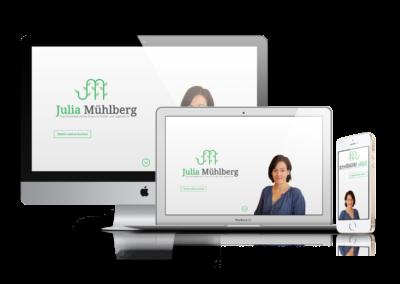 Immer für ihre Patienten da – Julia Mühlberg